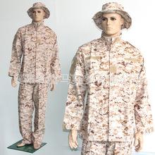 直销ACU沙漠数码迷彩服男迷彩作训服套装野战套装特战服现货批发