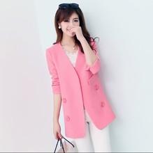 Áo vest nữ dài tay, thiết kế thanh lịch, thời trang công sở