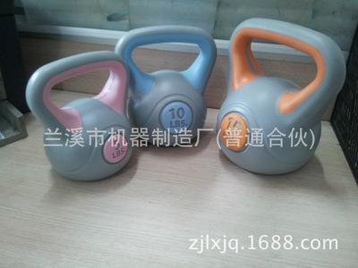 供应塑料水壶哑铃、健身哑铃、哑铃模具制作、哑铃塑料加工