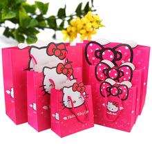 礼品袋纸袋创意卡通回礼手提袋定做礼物盒婚庆礼物包装袋喜糖盒子