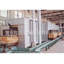 熱推產品燃氣隧道窯 天然氣推板窯爐  天然氣自動控制隧道窯