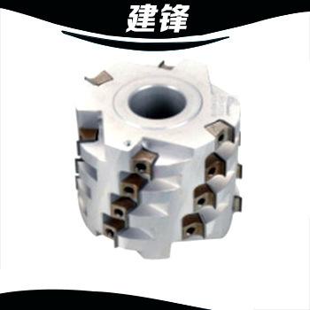 厂家直供 铝制重切削螺旋刀 单刃螺旋刀加工