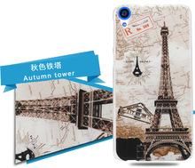 HTC 820手机套D820T保护套D820U硬壳新款卡通彩绘来图定做创意款