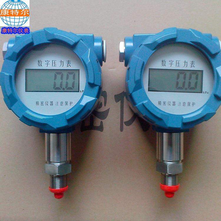 防爆数字显示压力表(带降温散热器) 压力表