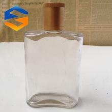 厂家定制生产玻璃小酒瓶 100ml 2两保健酒 白酒瓶 养生酒瓶