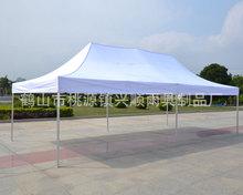 厂家供应3×6米铝合金广告折叠帐篷 地摊摆摊伞棚 四角帐篷伞