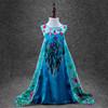 ملابس اطفال جديدة 2015 ملابس الأطفال بالجملة الجليد الرومانسية اللباس الأميرة تنورة تنورة فستان جيل من الدهون