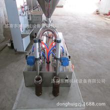 手动膏体灌装机,粘稠类液体灌装机,小型半自动膏体灌装设备