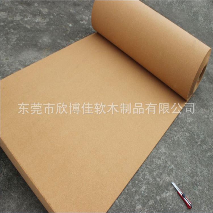 天然环保高密度水松软木板 高密度软木板工厂直销