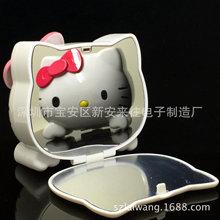 厂家私模PB024带化?#26412;?#36276;趴猫hellokitty KT猫移动充电宝行动电源