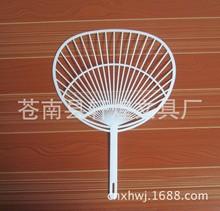 苍南厂家直销批发塑料七折扇柄 扇子手柄 柳钉扇柄 筷子扇柄