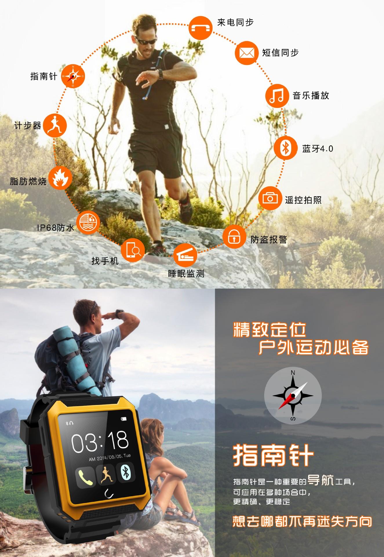 Smart watch CHR COHERETECH - Ref 3392227 Image 8