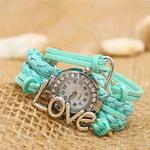 Đồng hồ đeo tay nữ thời trang, thiết kế điệu đà, màu sắc mới