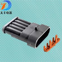国产汽车连接器AMP282107-1