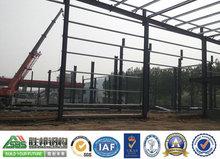 鋼結構搭二層報價 勝邦 專業團隊 設計/生產/加工鋼結構廠房/倉庫