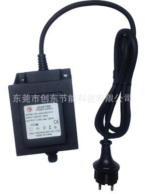 GS标准12VAC 150W IP68 户外防水变压器