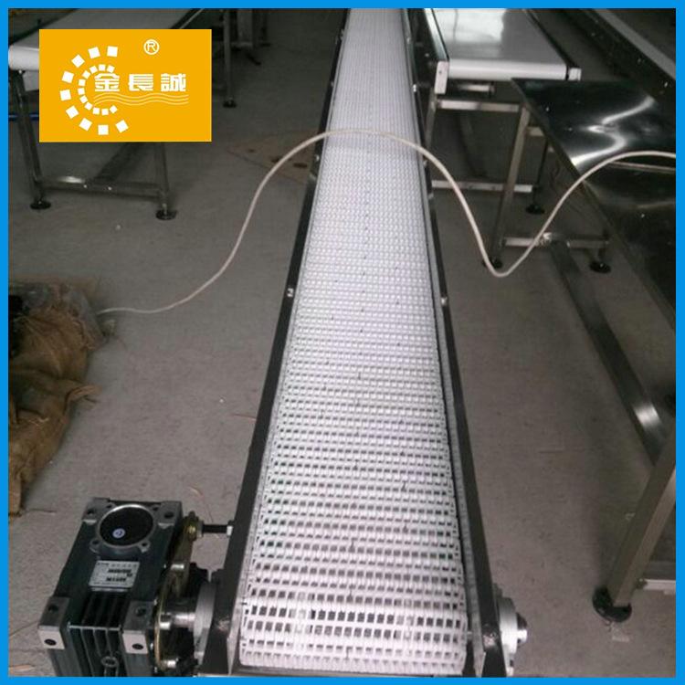 长期供应 食品链板输送机 自动化食品输送设备