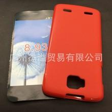 批发供应天语 C986T 手机保护壳 TPU布丁套 保护壳 皮套素材软壳
