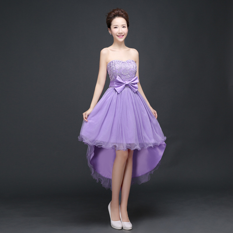 Ladies Wedding Clothes Sexy Off The Shoulder Slim Sweety Special ...