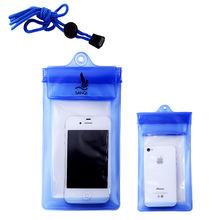廠家直銷三奇泳衣防水包潛水漂流大號密封智能手機防水袋運動裝備