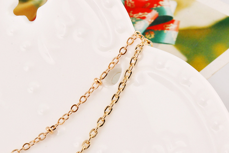 Womens star alloy Simple trend Necklaces PJ190422118691