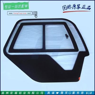 工程机械车 安全玻璃 铝合金推拉窗 质量保证 欢迎来电洽谈