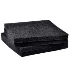 鱼缸黑色过滤棉生化棉水族箱黑色生化棉鱼缸鱼池过滤材料培菌滤材