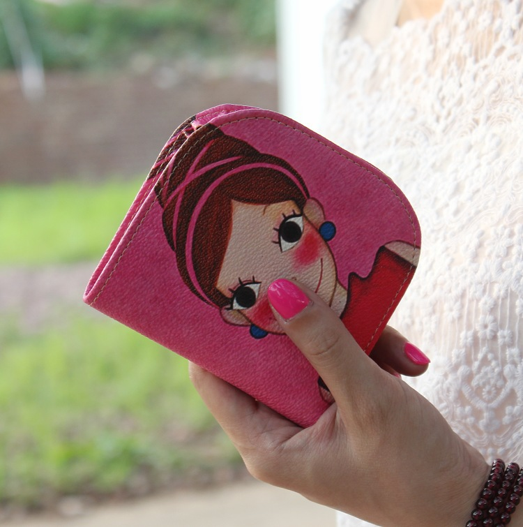 PU leather wallet Wallets NHNI144182