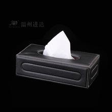 厂家 供应【皮质纸巾盒、车载皮质纸巾盒】 做工精细 质量保证