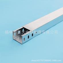 槽式镀锌电缆桥架 金属防火弱电桥架 75*50*0.8