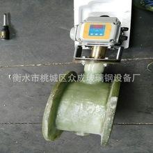 阀电动通风蝶阀调节型玻璃钢 专业制造非标玻璃钢通风蝶