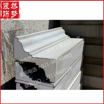 厂家定制 上海eps建筑线条 欧式eps线条 外墙eps线条