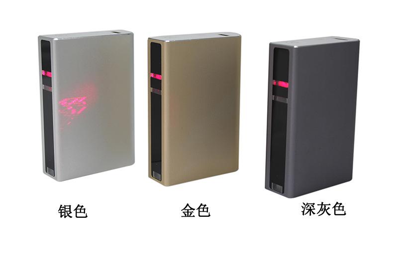 新移动电源 激光虚拟镭射投影键盘 三合一 5200毫安充电宝功能