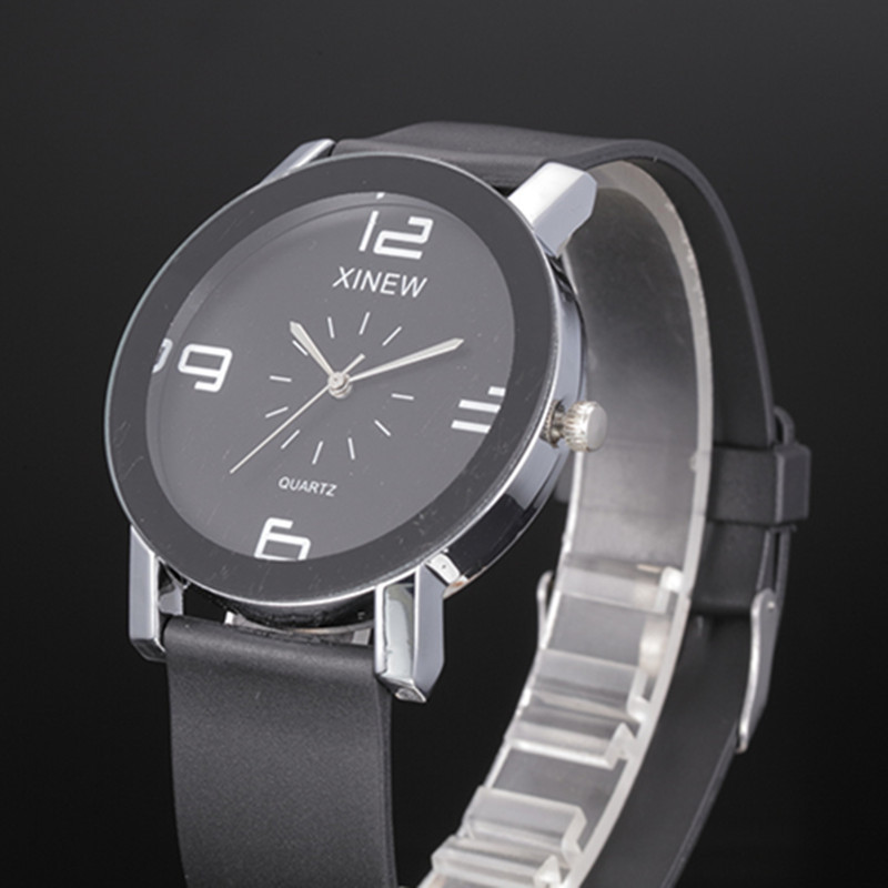 Wish Tape Men's Watch Student Ladies Quartz Watch Men's Special Watch Aliexpress Ebay Amazon Couple Watch