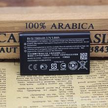 厂家批发诺基亚BV-5J电池lumia 435电池 BV-5J手机电池板 1560MAH
