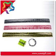 廣告促銷手腕帶,出口品質啪啪圈,PVC拍手帶,反光拍拍圈,