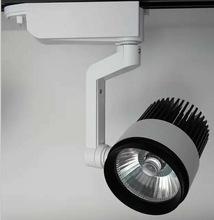 LED30W軌道射燈雙線三線LED工廠國內外銷售軌道燈專賣店射燈COB射