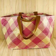 厂家专业生产各类PP购物袋 定做品牌塑料手提编织袋