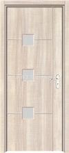 永康尚森門業 專業生產高檔室內木門 實木衛生間浴室門 拼接門
