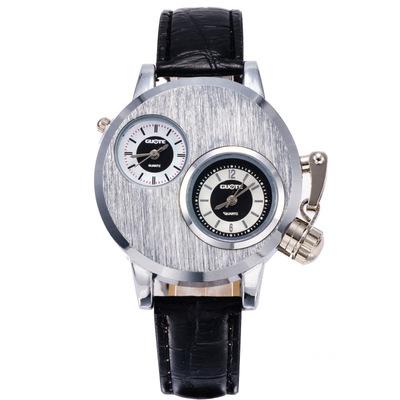 Đồng hồ nam thời trang, thiết kế sang trọng, phong cách Hàn Quốc