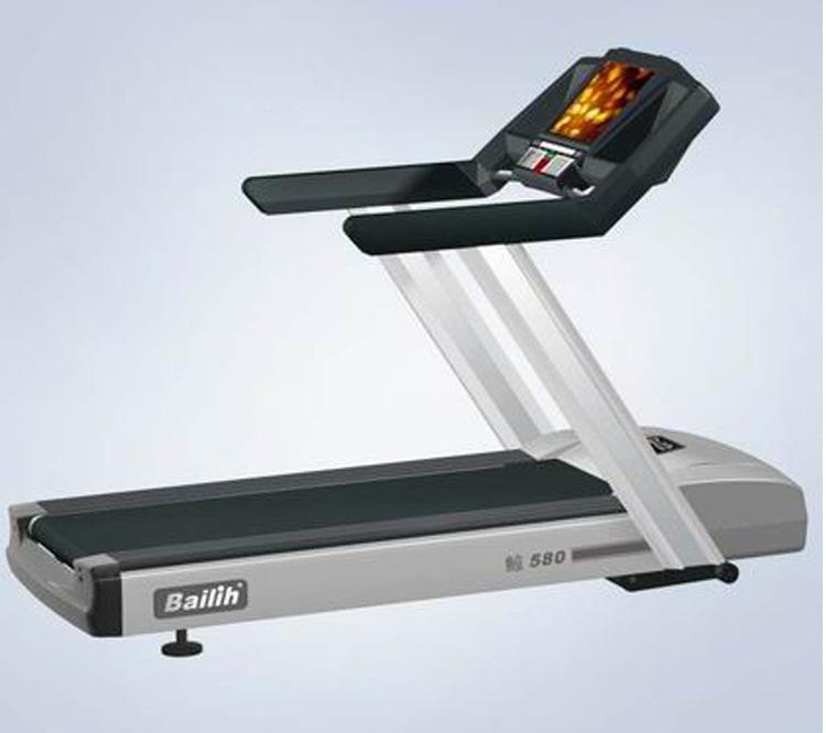 百利恒商用跑步机580I健身房器材大型企业单位健身器材专业