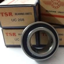 中国TSR外球面轴承圆形带座轴承uc 微型外球面轴承 TSR UC208