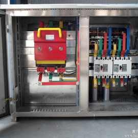 低压综合配电箱(JP柜)柱上无功补偿