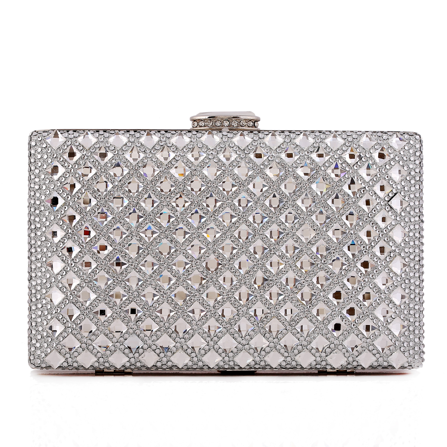 New Diamond Shiny Clutch Dress Evening Party Package NHYG174737