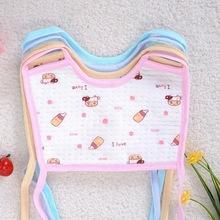 绑带式儿童口水巾 婴儿防水围嘴 宝宝纯棉口水巾围嘴 围兜 大号