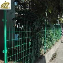 园艺围栏网 双边丝护栏网  铁丝网片厂家