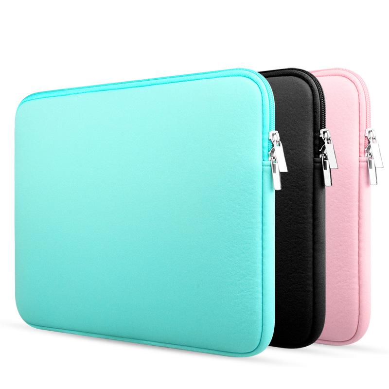 适用电脑macbook air 13pro  12 15 15.6笔记本内胆包 14寸保护套