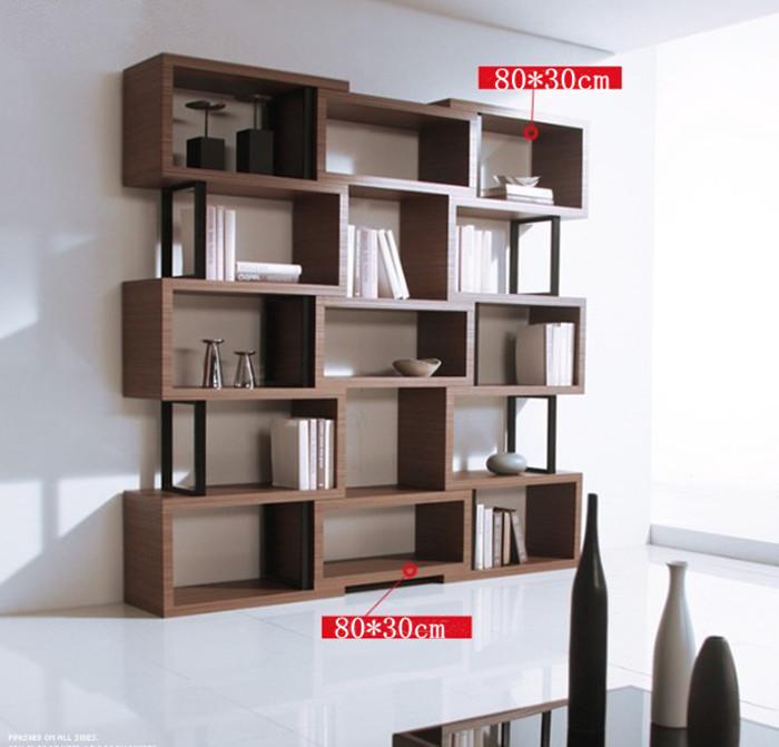 厂家销售 www.35222.com自由组合多功能 装修家用书房简易书架 可定制