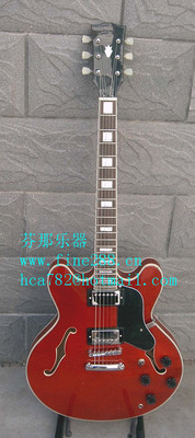 ES335 RED COLOR electric guitar ES335红色爵士电吉他F-095