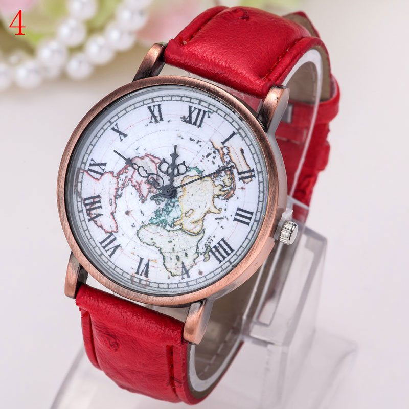 Leisure Men watch (4-red)NHMM1899-4-red